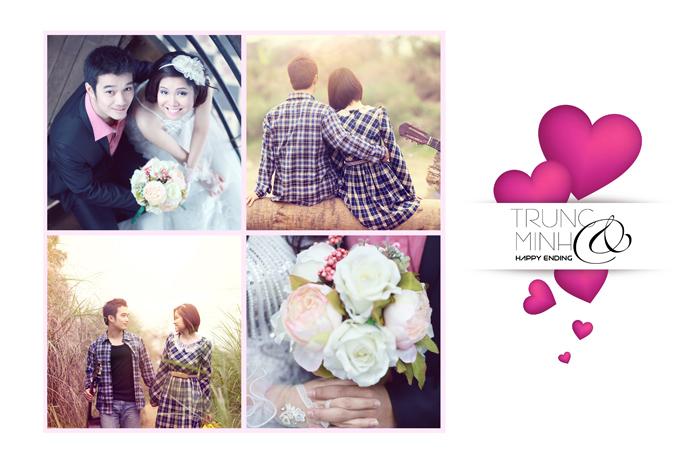 Chụp album cưới có khuyến mãi 4