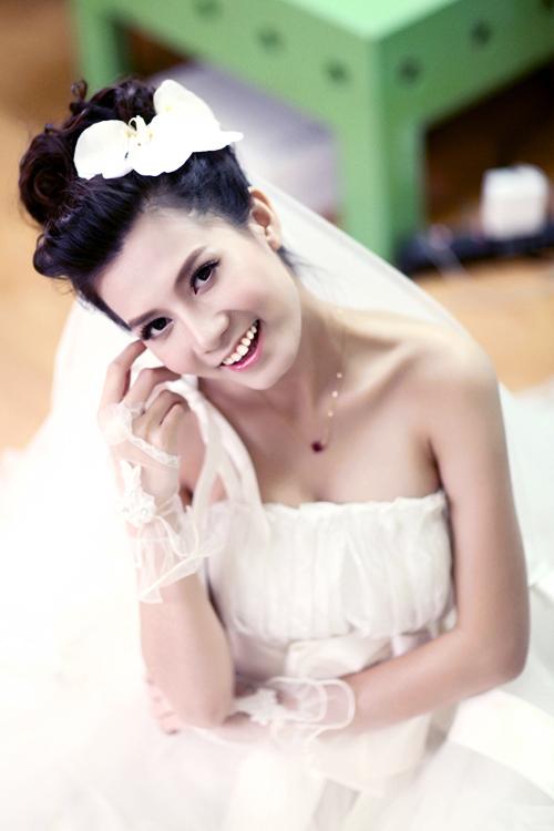 Cách trang điểm giúp bạn trở thành cô dâu xinh đẹp nhất