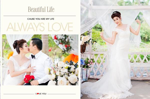 Chụp ảnh cưới-chụp cưới đẹp với áo cưới đẹp