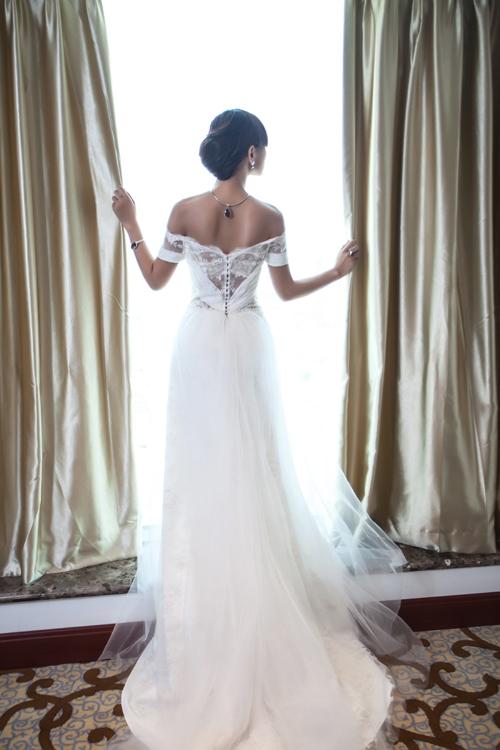 Những mẫu áo cưới đẹp