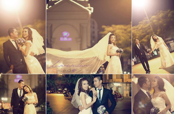 Chụp hình cưới đẹp-chụp ảnh cưới đẹp buổi đêm hà nội