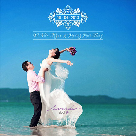 Ảnh nghệ thuật-chụp album ảnh cưới đẹp ở Biển