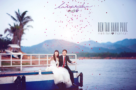Chụp ảnh cưới đẹp-chụp hình cưới ngoại cảnh ở đại lải