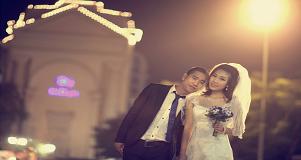chụp hình cưới-hình cưới chụp ngoại cảnh đẹp