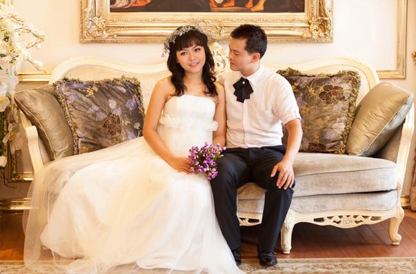 Chụp ảnh cưới-chụp cưới phong cách Hàn ở hà nội