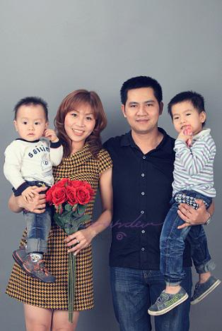Chụp ảnh gia đình-Chụp album gia đình đẹp ở hà nội