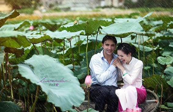 Chụp album cưới-chụp ảnh cưới với điểm chụp đẹp ở hà nội
