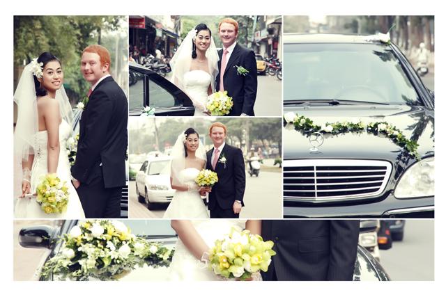 Chụp ảnh cưới-chụp cưới hỏi theo phong cách phóng sự