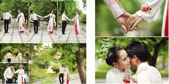 Ảnh nghệ thuật-chụp ảnh cưới có nghệ thuật