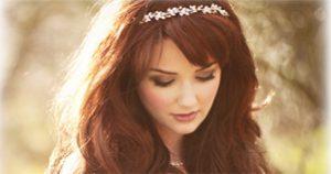 Những kiểu tóc xoăn cho cô dâu trong ngày cưới