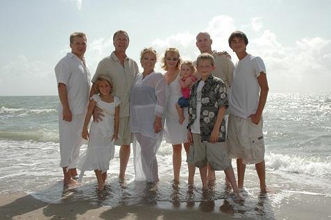 Ảnh gia đình - Bí quyết chụp ảnh gia đình đẹp