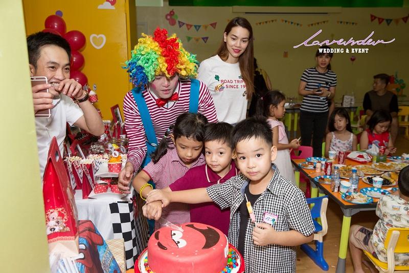 dịch vụ trang trí sinh nhật cho bé