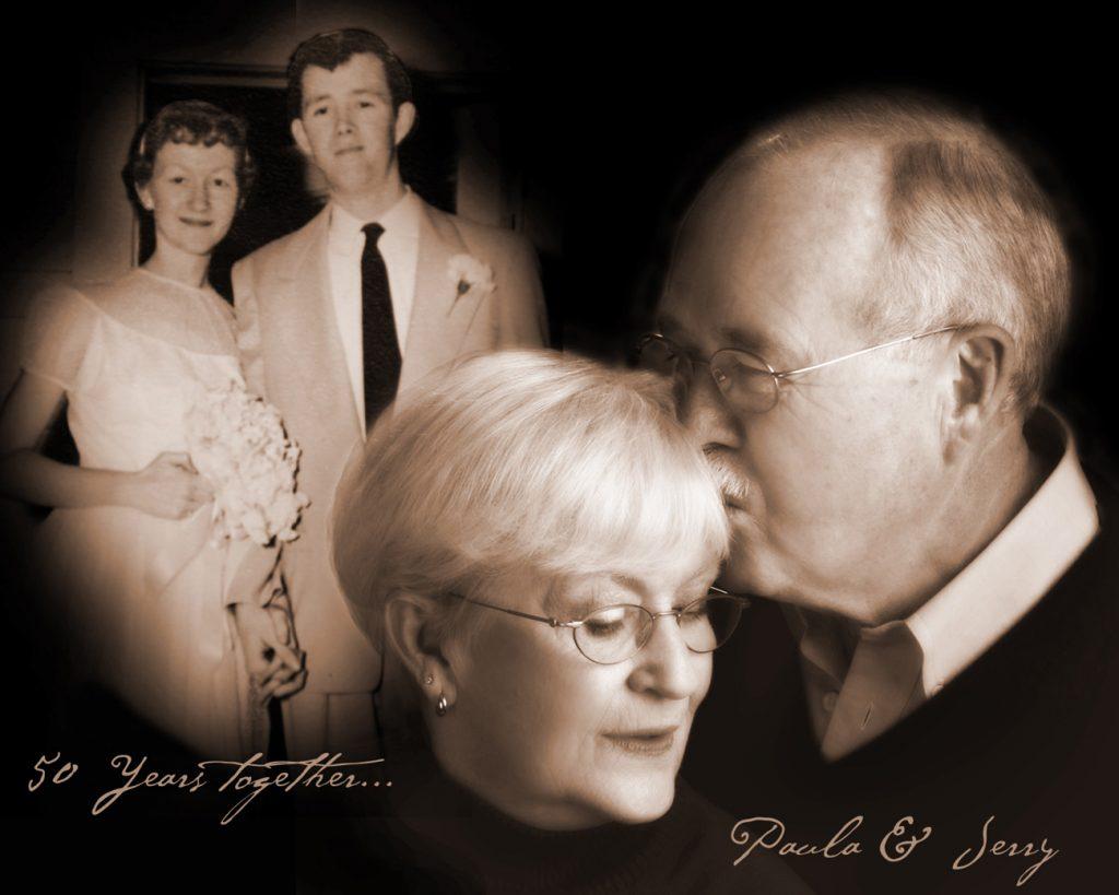đám cưới vàng kỷ niệm 50 năm ngày cưới