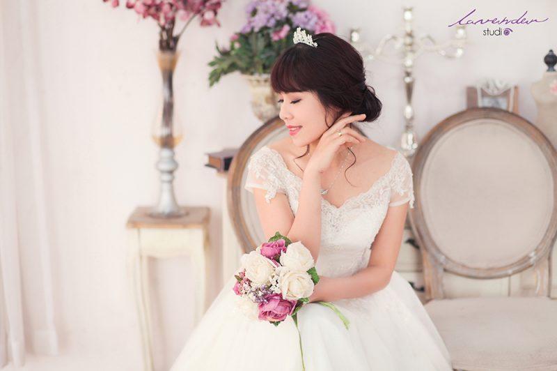 trang điểm cô dâu đẹp tại đà lạt