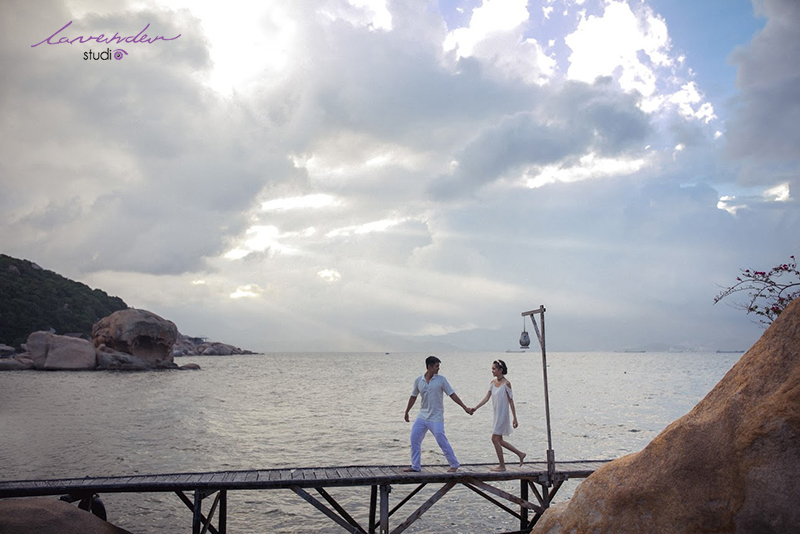 chụp ảnh cưới ở nha trang uy tín