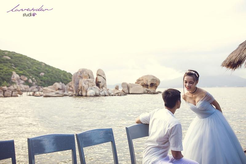 chụp hình cưới đẹp nhất nha trang