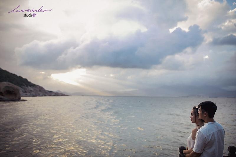 chụp hình cưới và du lịch tại nha trang
