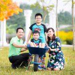 Muốn chụp hình gia đình ngoại cảnh đẹp cần lưu ý những gì?