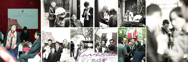 chụp hình quay phim phóng sự cưới