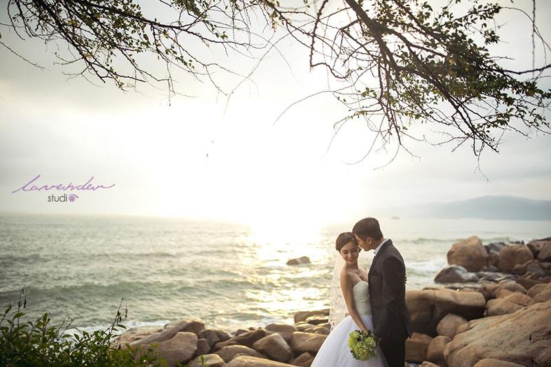 địa điểm chụp hình cưới ở nha trang