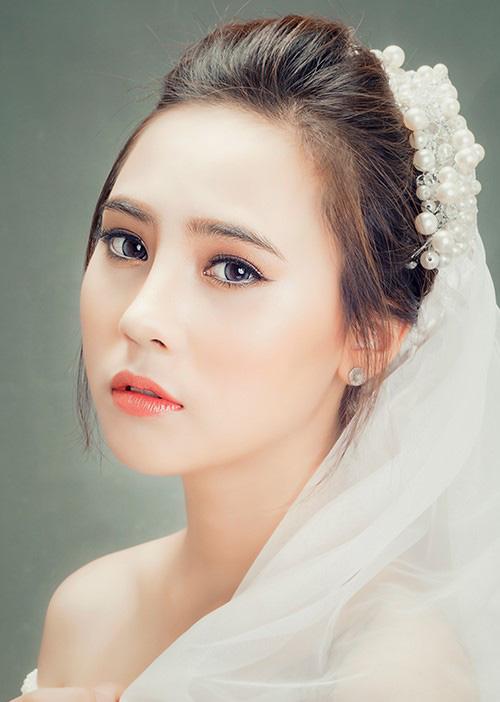 trang điểm cô dâu ngọt ngào