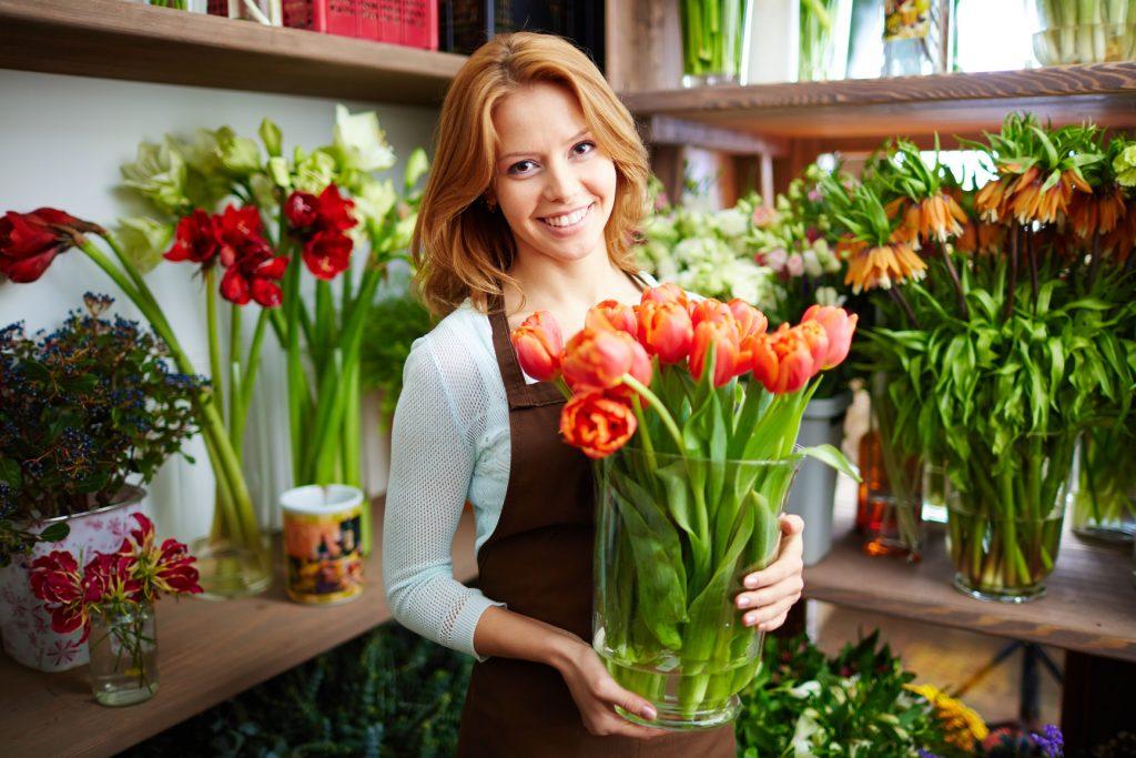 chọn hoa đẹp tặng người yêu
