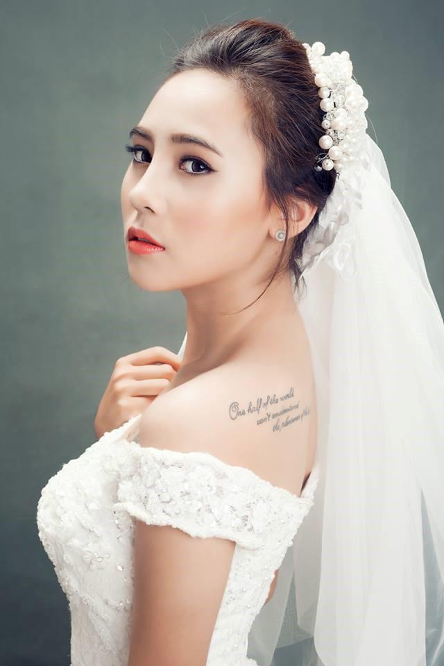 3 phong cách trang điểm cô dâu ngày cưới 3