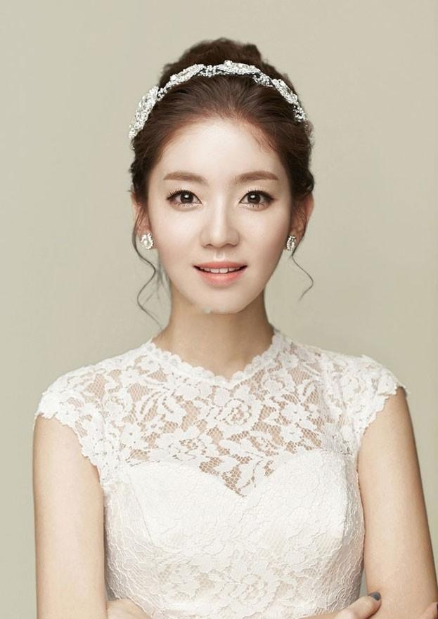 Trang điểm cô dâu phong cách Hàn Quốc 1