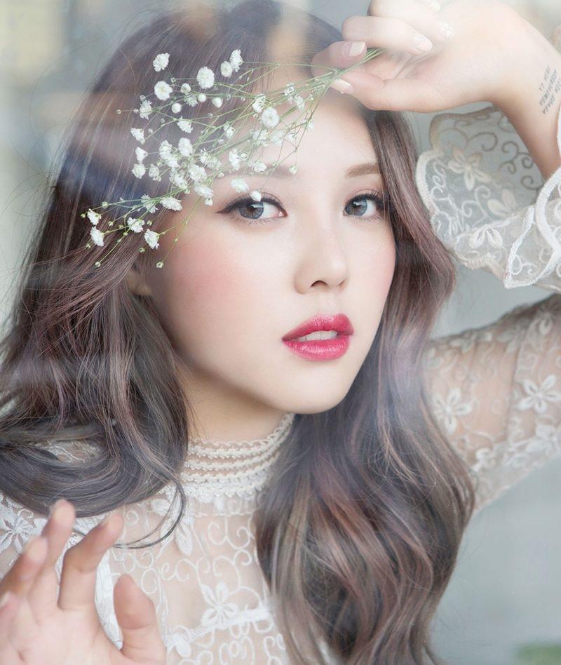 Trang điểm cô dâu phong cách Hàn Quốc 2