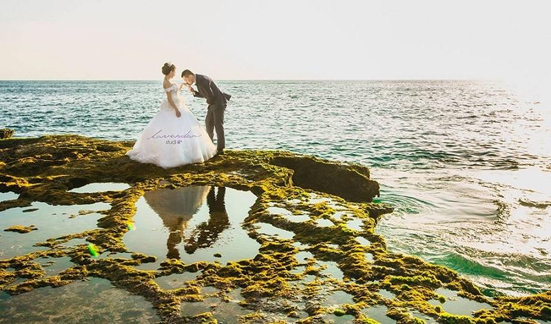 Phim trường chụp ảnh cưới tại Vĩnh Hy