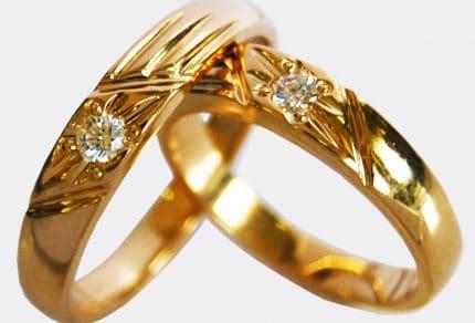 Những mẫu nhẫn cưới hot nhất năm 2018