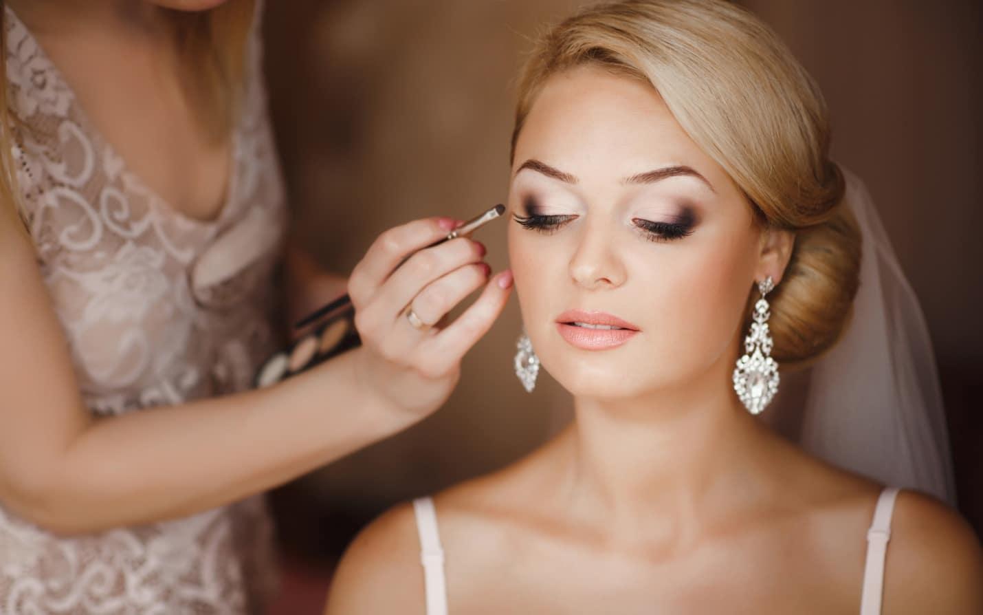 Kết quả hình ảnh cho how to makeup the bride