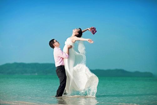 Chụp ảnh cưới- chụp hình cưới đẹp và rẻ ở đâu