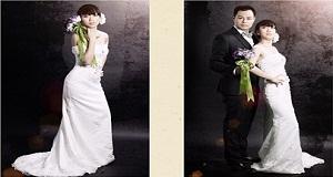 Chụp hình cưới đẹp-chụp cưới theo phong cách hàn quốc