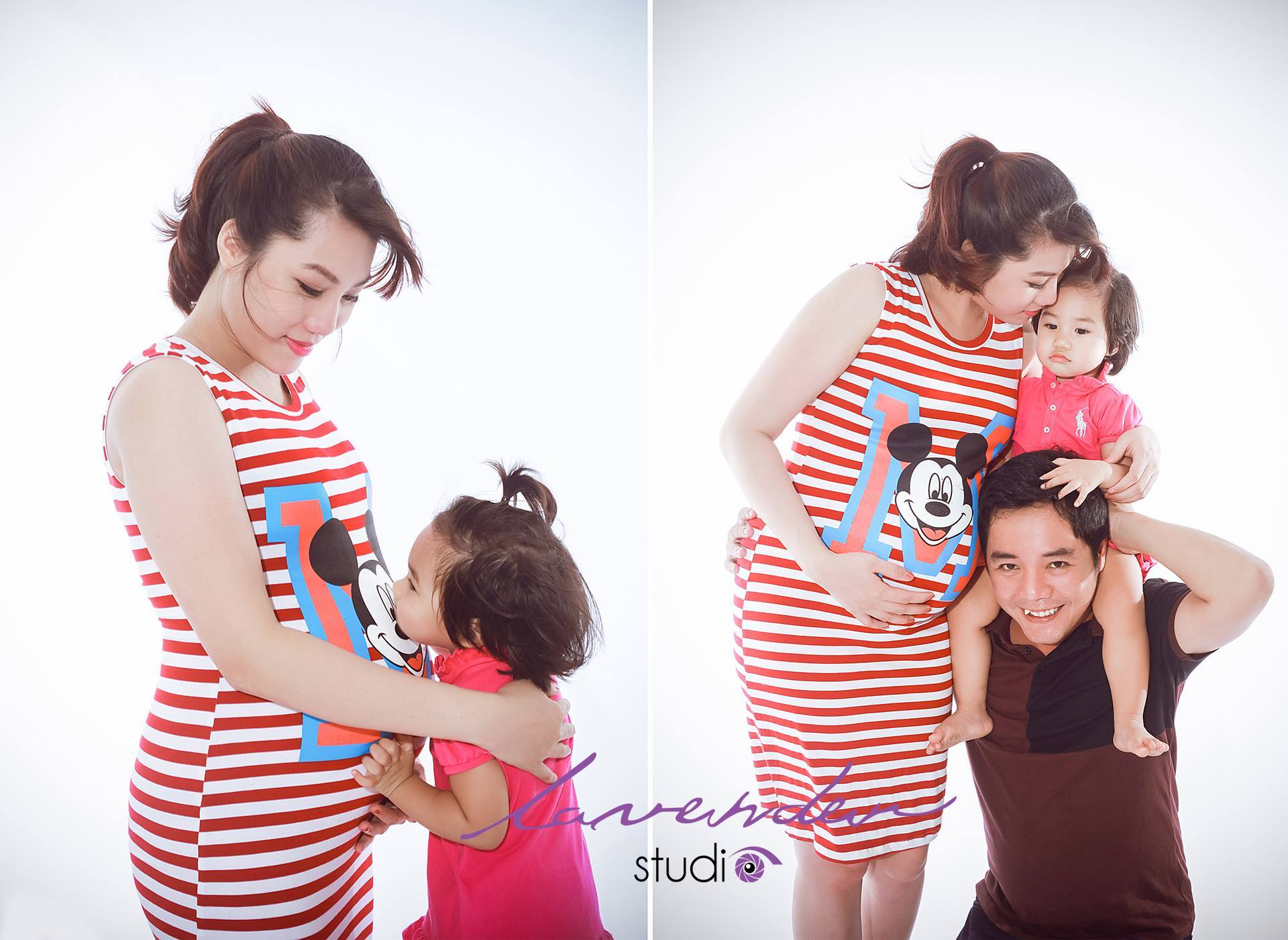 Chọn lựa trang phục thích hợp khi mang thai