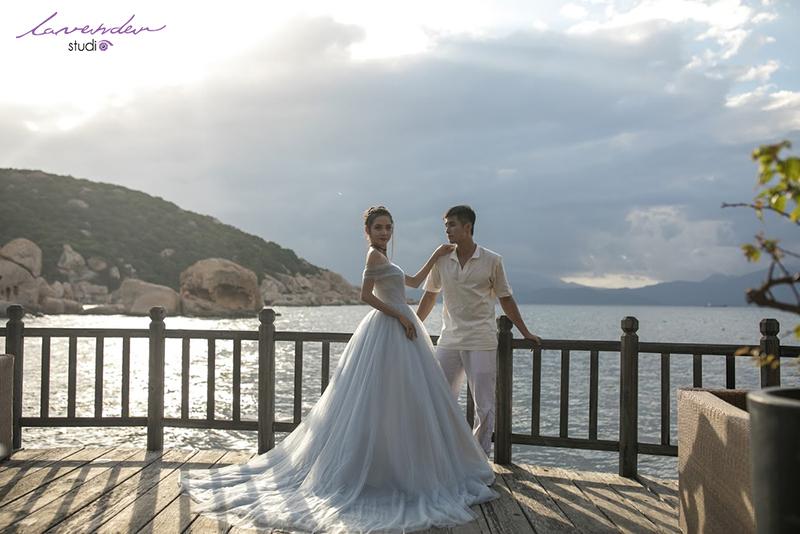 chia sẻ kinh nghiệm chụp hình cưới ở nha trang