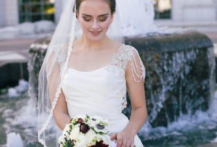 Kết quả hình ảnh cho Bride makeup outdoor shooting
